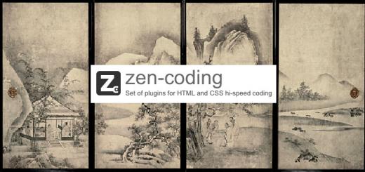 zen coding