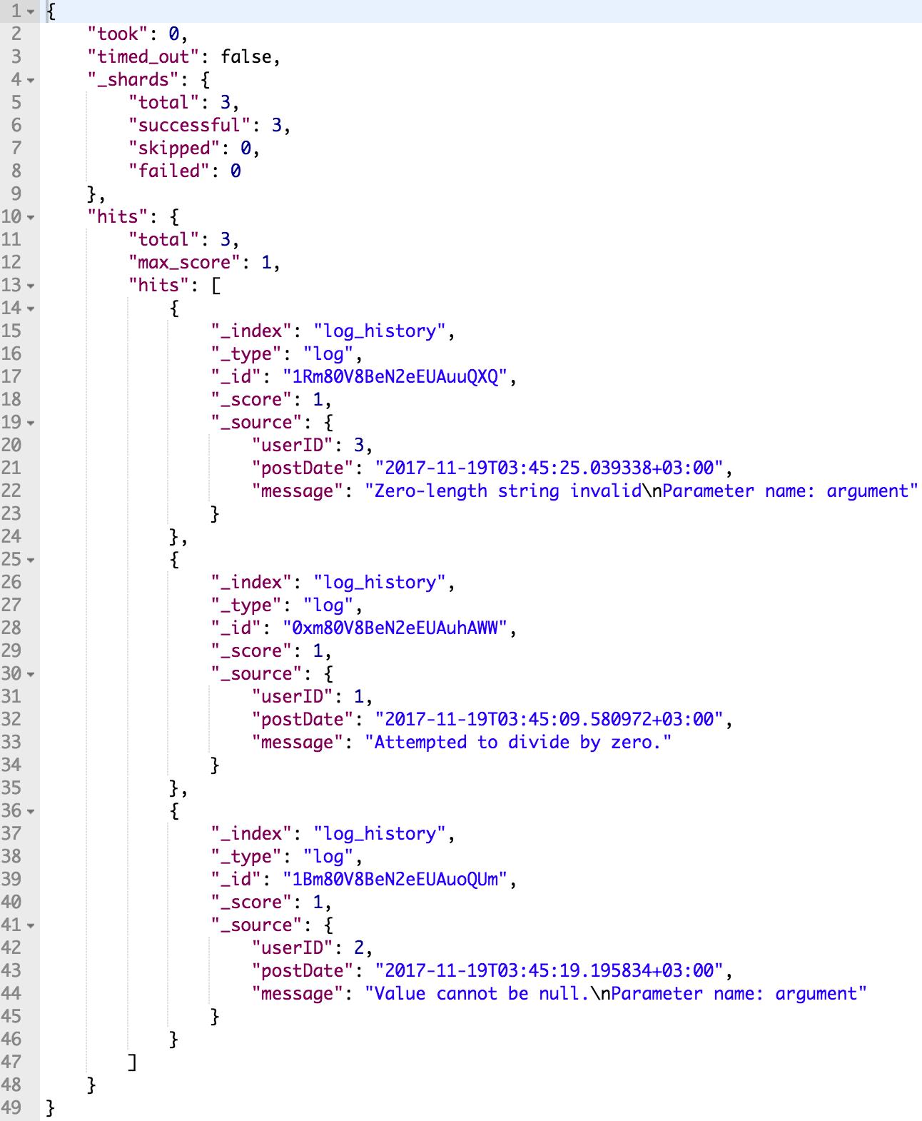 Net Core'da ElasticSearch – Bazıları Hayal Eder Bazıları